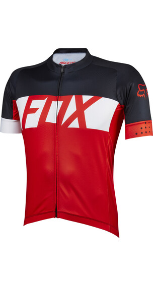 Fox Ascent Men's SS Jersey red